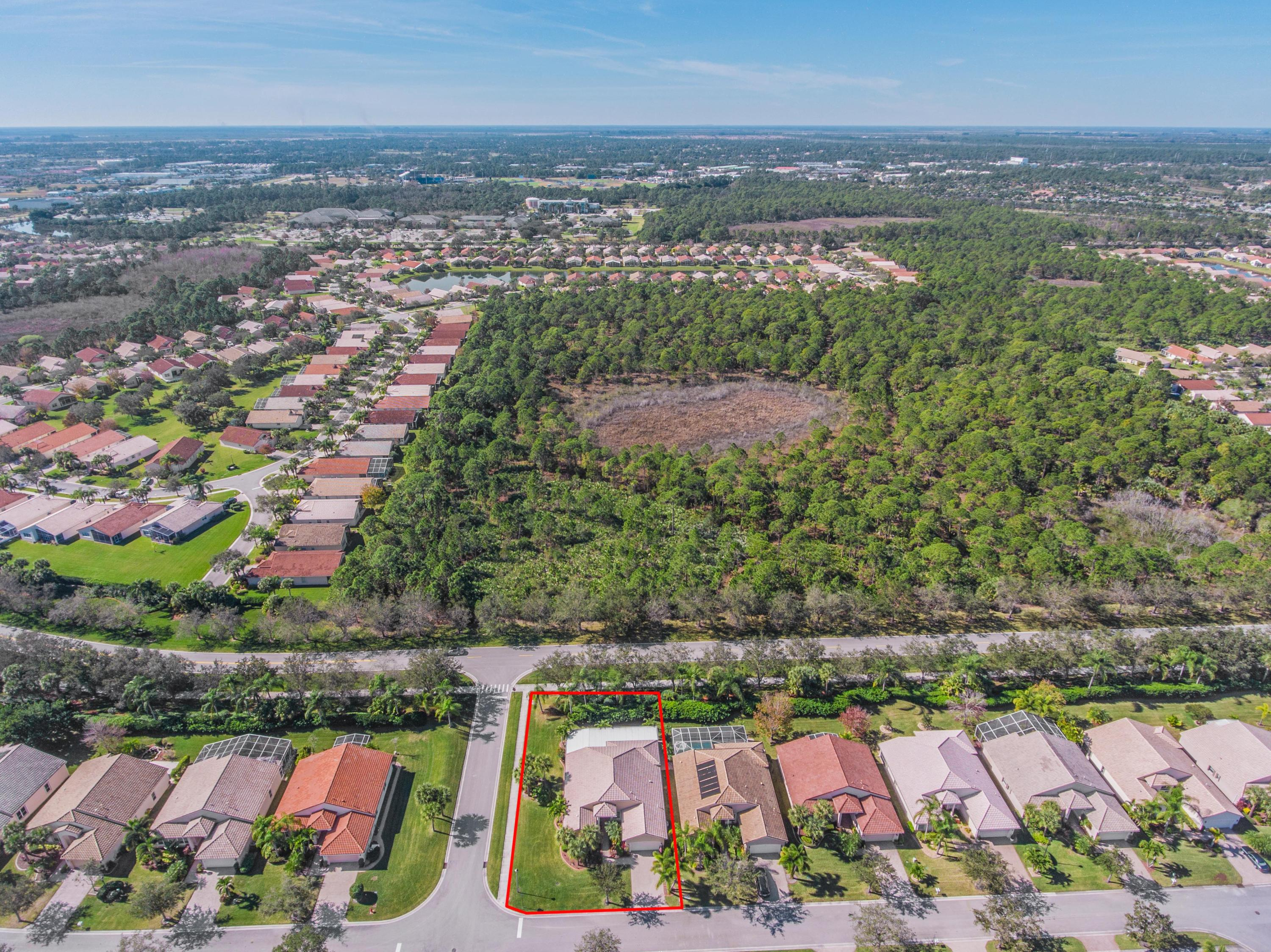 THE CASCADES AT ST LUCIE WEST-PHASE ONE-ST LUCIE WEST PLAT NO. 110-LOT383 (OR 2083-2890)