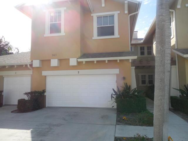 991 Marina Del Ray Lane 2 West Palm Beach, FL 33401