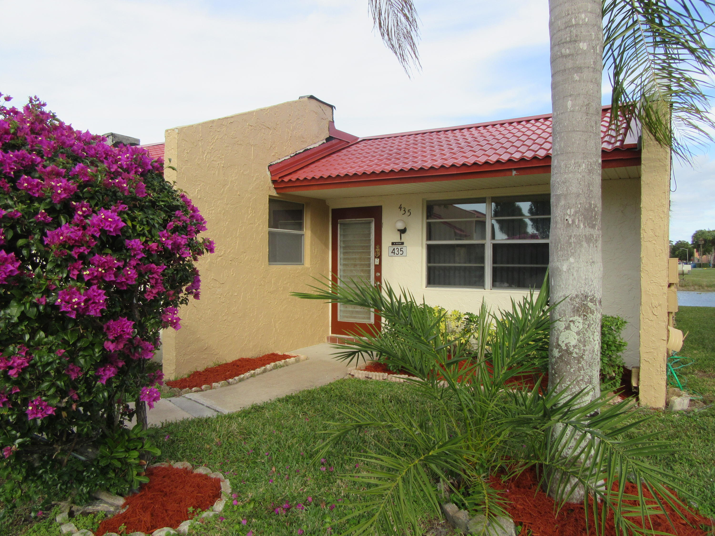 Home for sale in GOLDEN LAKES VILLAGE CONDO 1 THRU 13-A West Palm Beach Florida