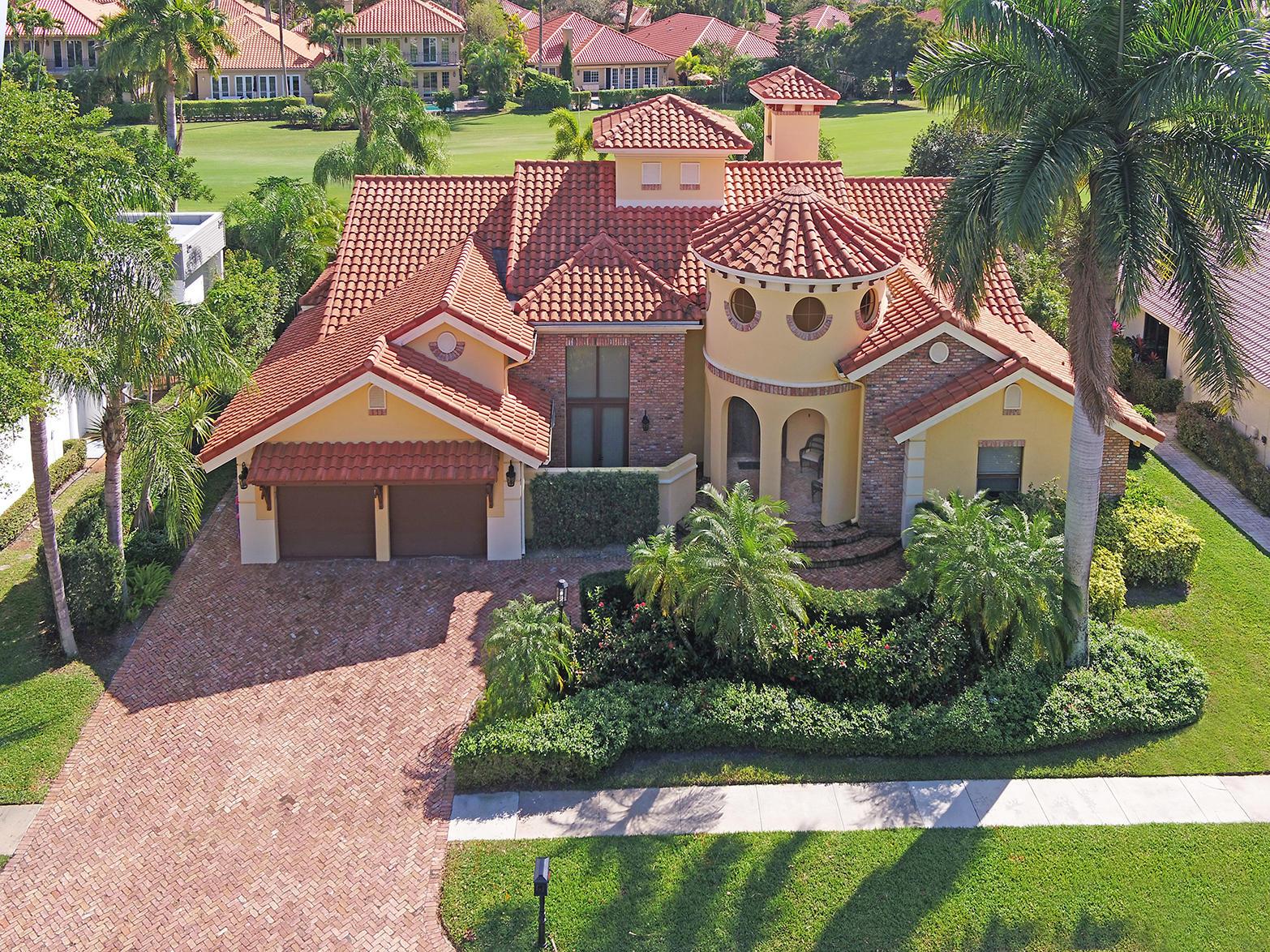 Home for sale in Boca Grove Boca Raton Florida
