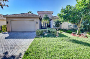 VALENCIA PALMS home 7430 Carmela Way Delray Beach FL 33446