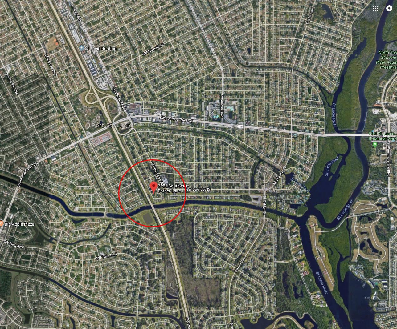 Real Estate FOR SALE - 2573 SW Barber Lane, Port Saint Lucie, FL ...