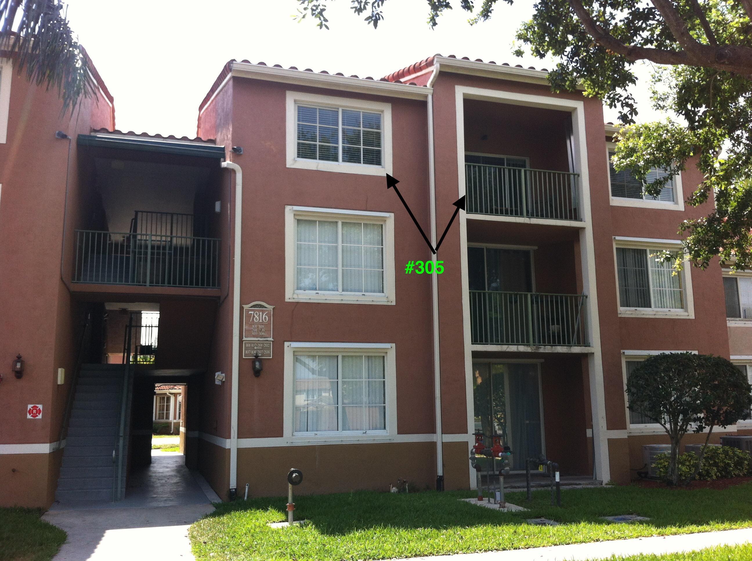 7816 Sonoma Springs Circle 305 Lake Worth, FL 33463