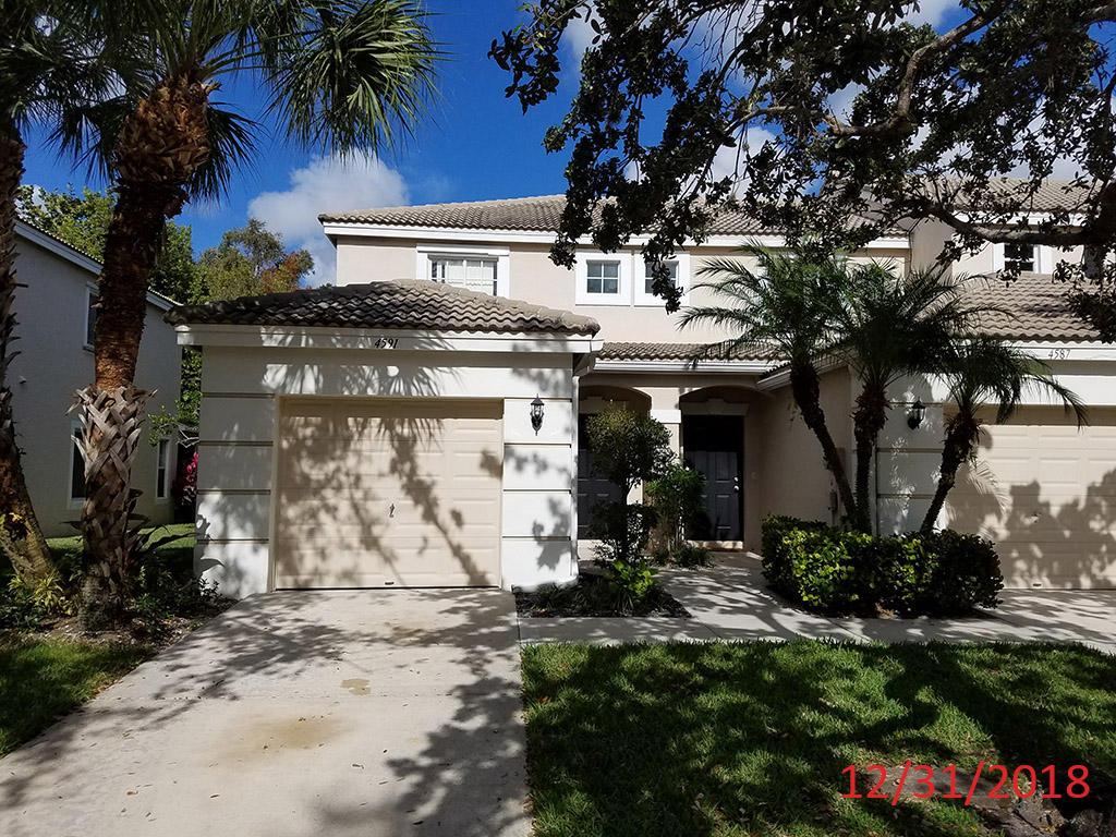 4591 Palmbrooke Circle West Palm Beach, FL 33417
