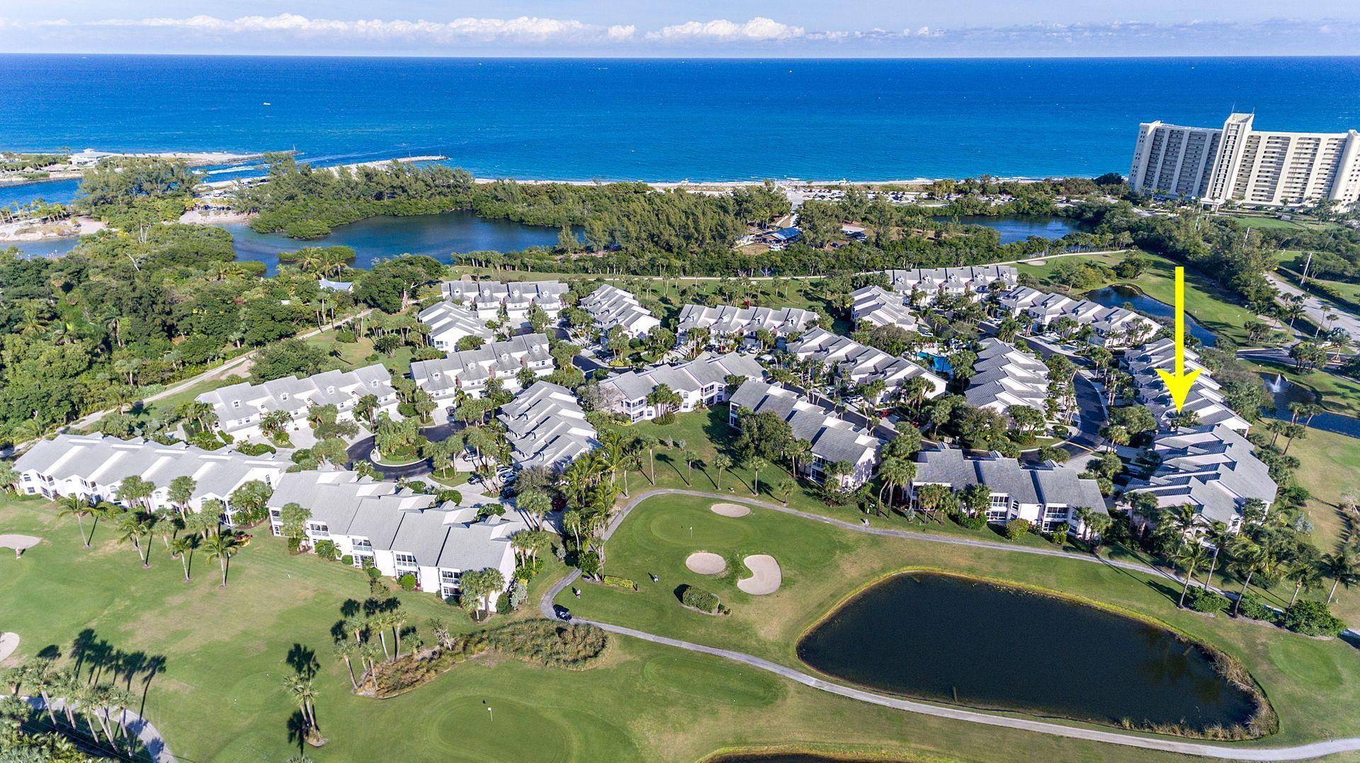 2601 Fairway Drive, Jupiter, Florida 33477, 2 Bedrooms Bedrooms, ,2.1 BathroomsBathrooms,A,Condominium,Fairway,RX-10497923