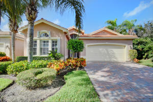 VALENCIA PALMS home 13609 Venice Beach Point Delray Beach FL 33446
