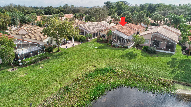 Cascade Lakes home 5069 Pelican Cove Drive Boynton Beach FL 33437
