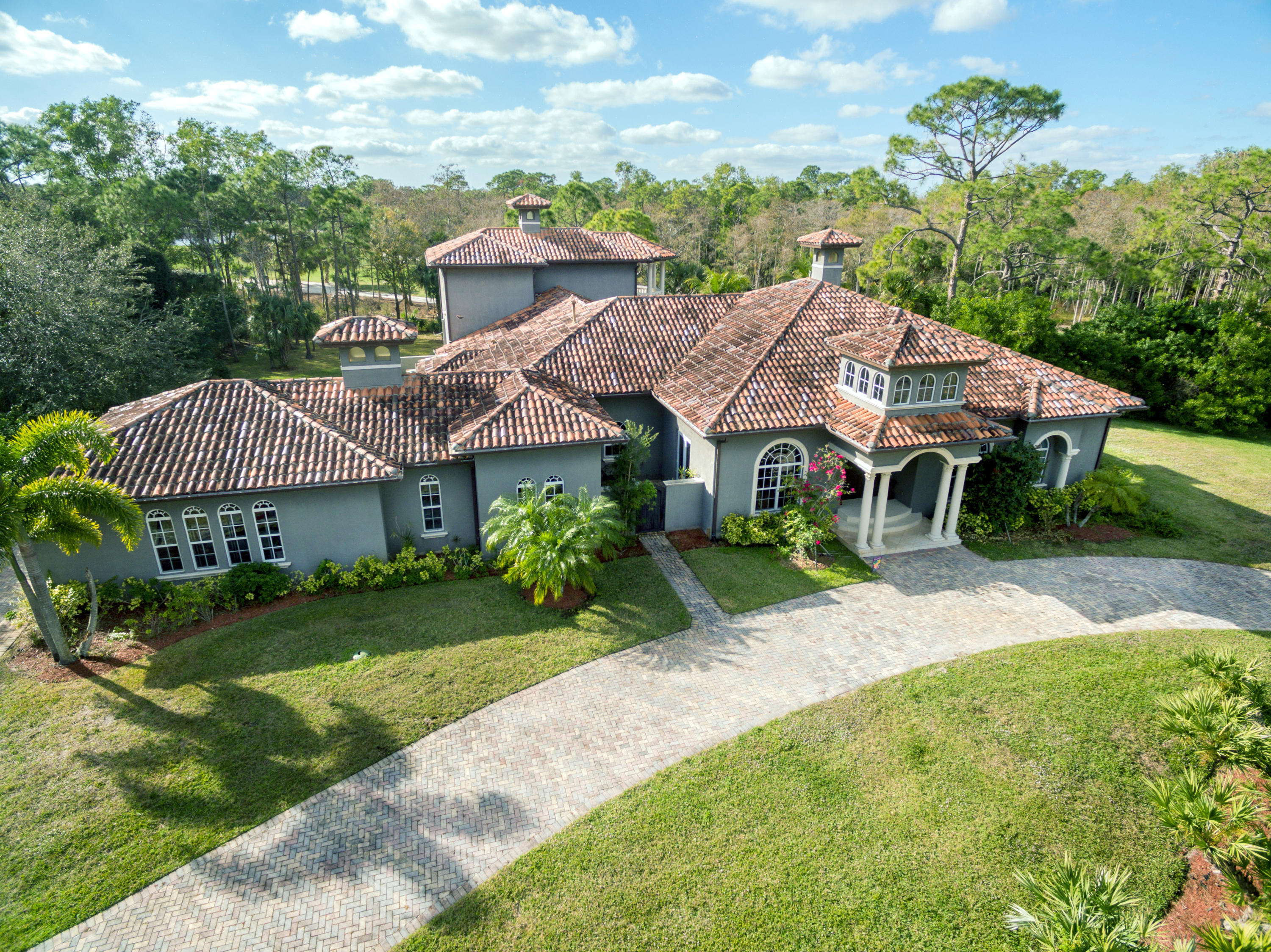 New Home for sale at 18806 Old Trail Drive in Jupiter