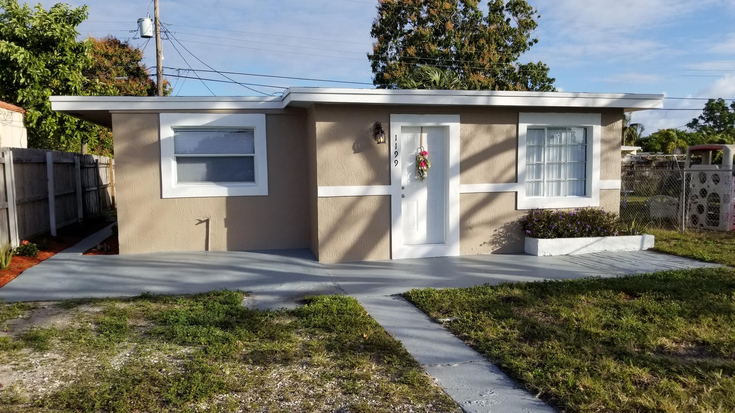 Home for sale in RIDGE GROVE ADD 1 Lake Worth Florida