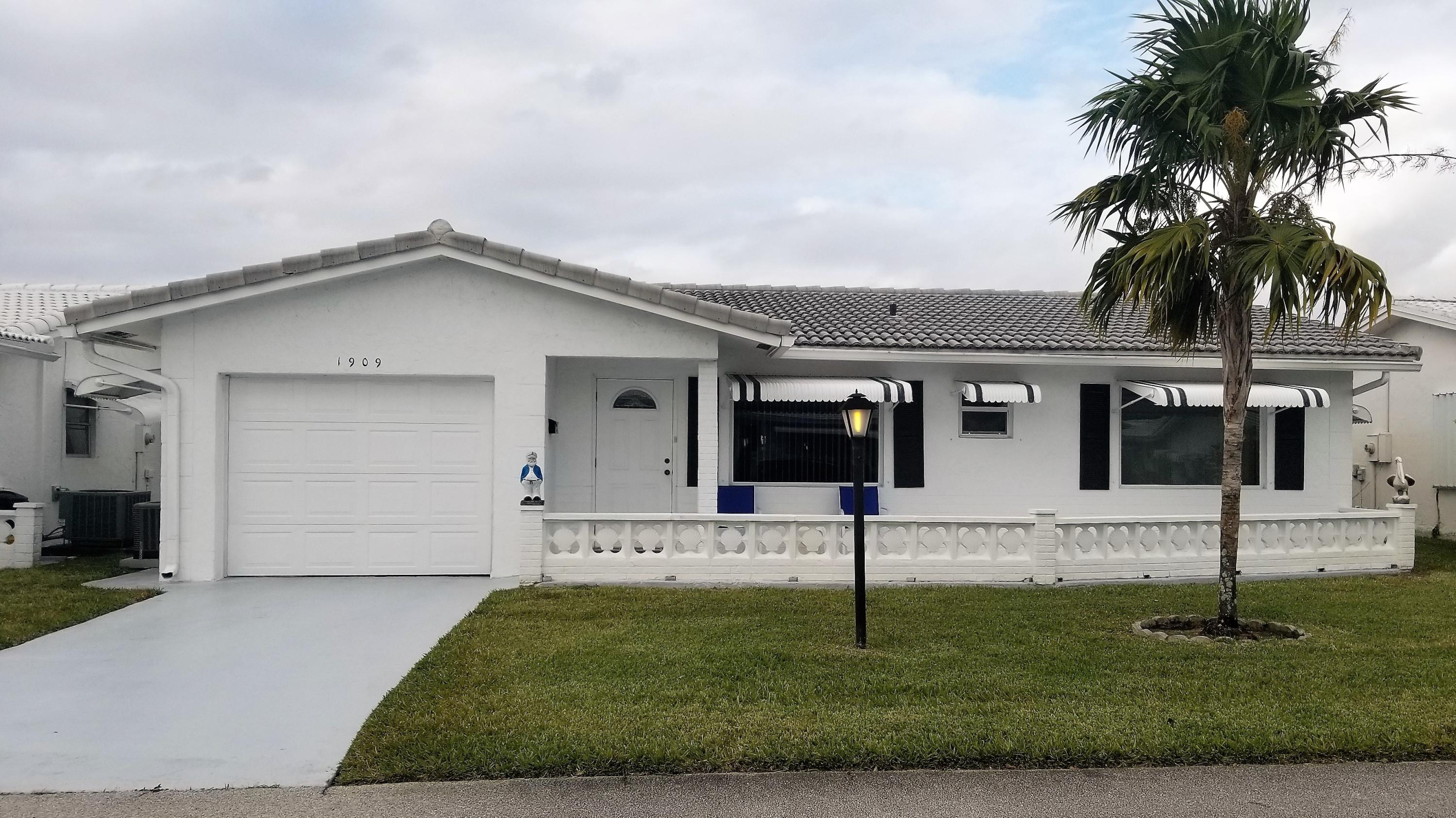 1909 SW 22nd Avenue Boynton Beach, FL 33426