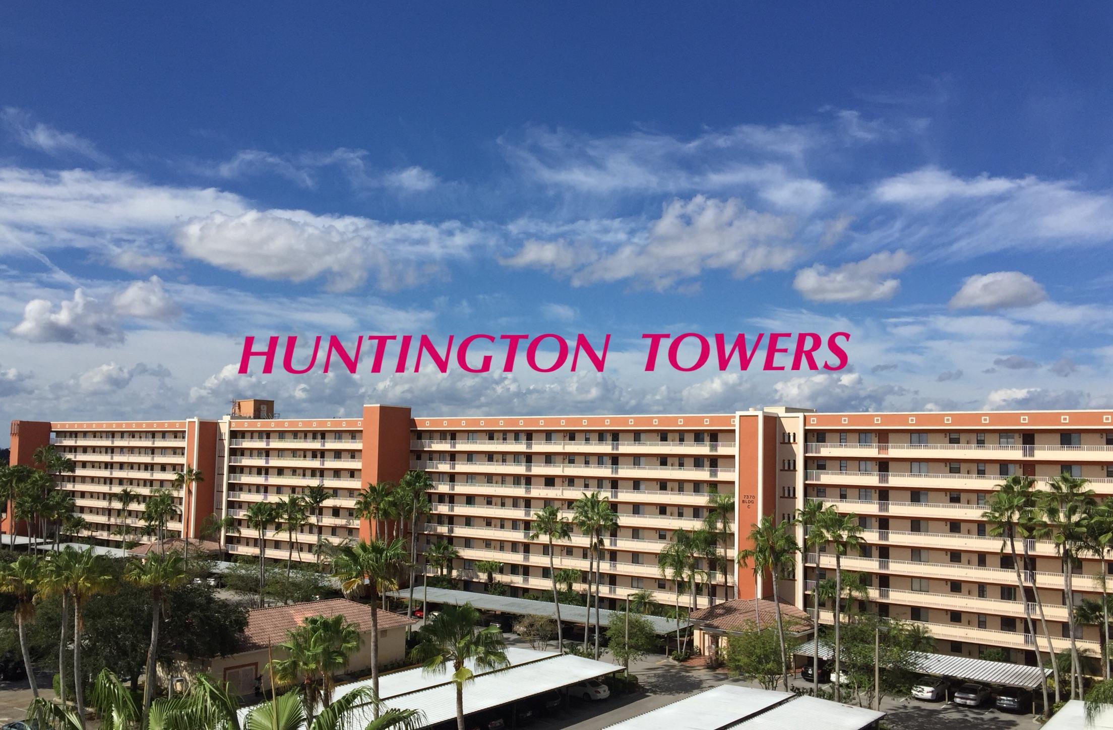 Huntington Towers 7380 S Oriole Boulevard