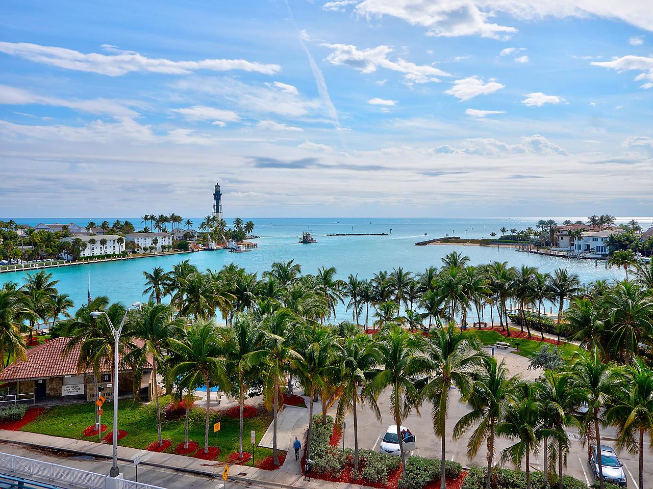Home for sale in HILLSBORO LIGHT TOWERS CONDO Pompano Beach Florida
