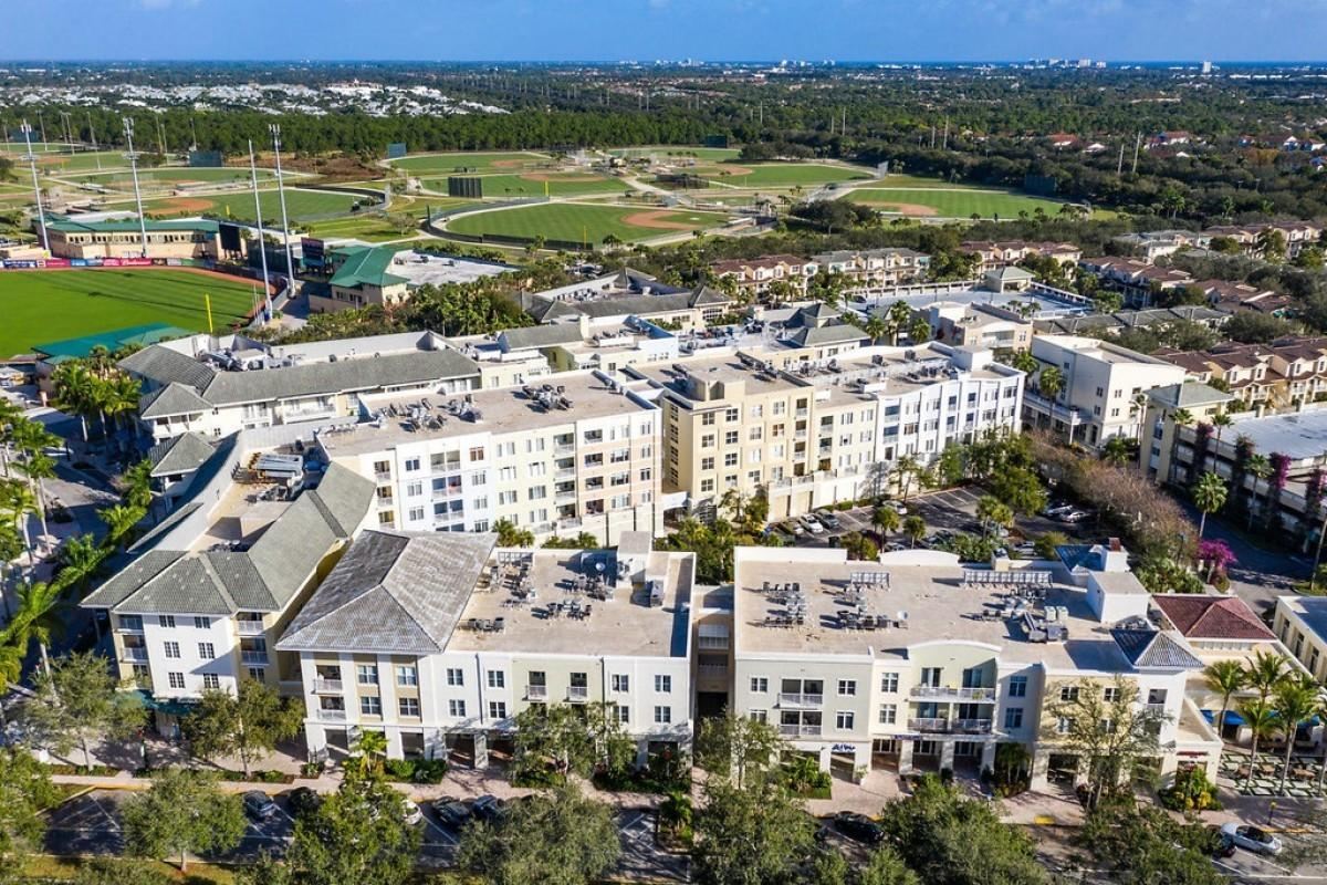 1203 Town Center Drive 415, Jupiter, Florida 33458, 1 Bedroom Bedrooms, ,1 BathroomBathrooms,A,Condominium,Town Center,RX-10498825