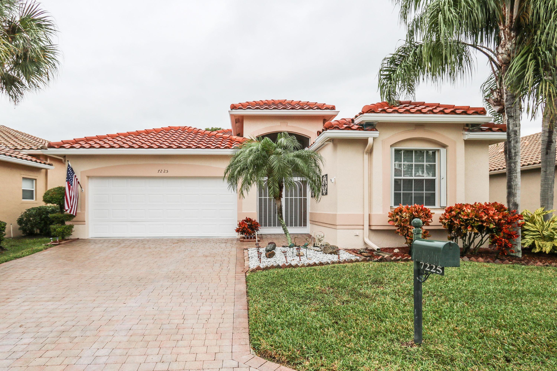 PONTE VECCHIO home 7225 Catania Drive Boynton Beach FL 33472
