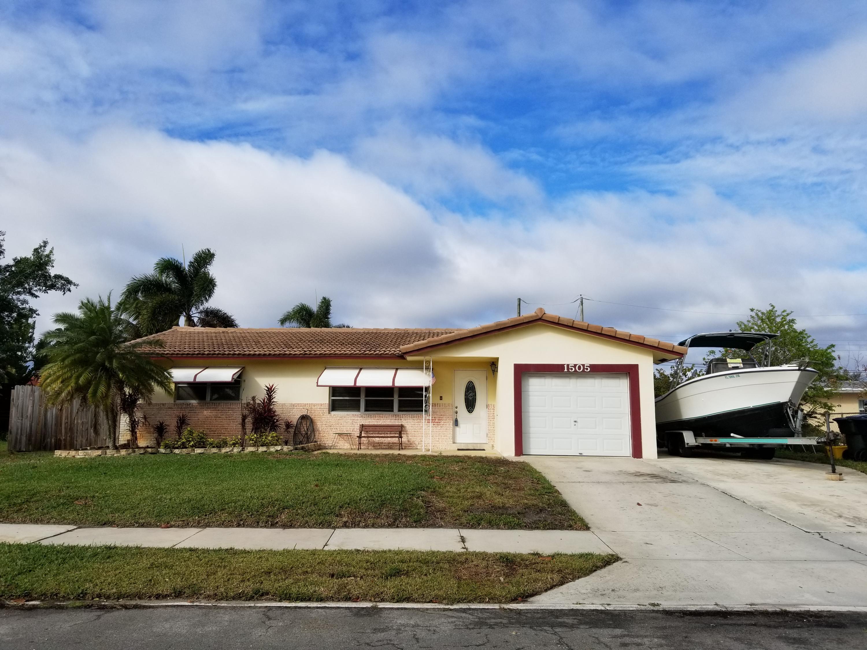 1505 Hillcrest Drive Lake Worth, FL 33461