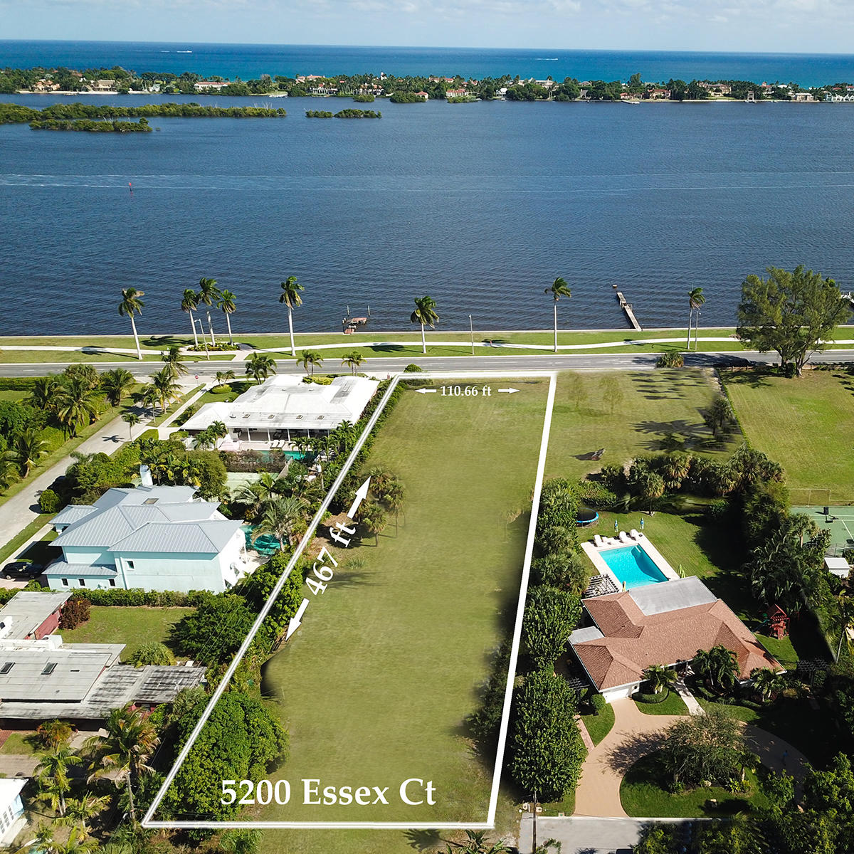 Home for sale in ESSEX LANE West Palm Beach Florida