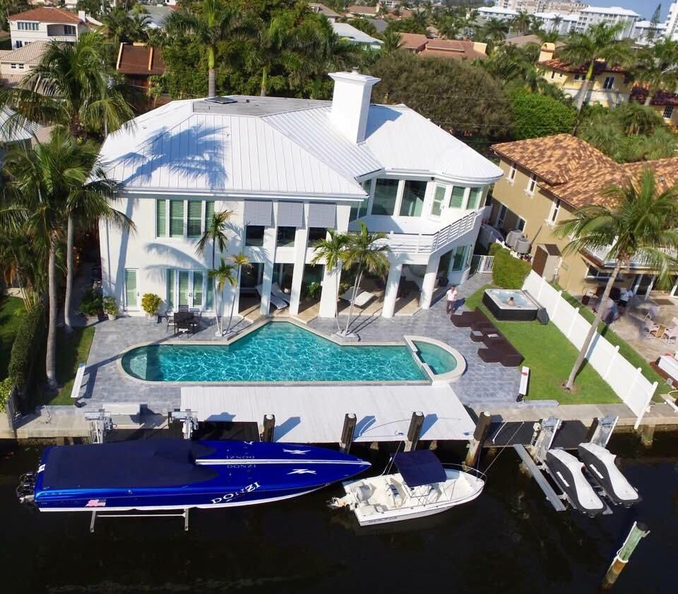 Home for sale in TROPIC ISLE 3RD SEC IN PB 25 PGS 36 & 37 Delray Beach Florida