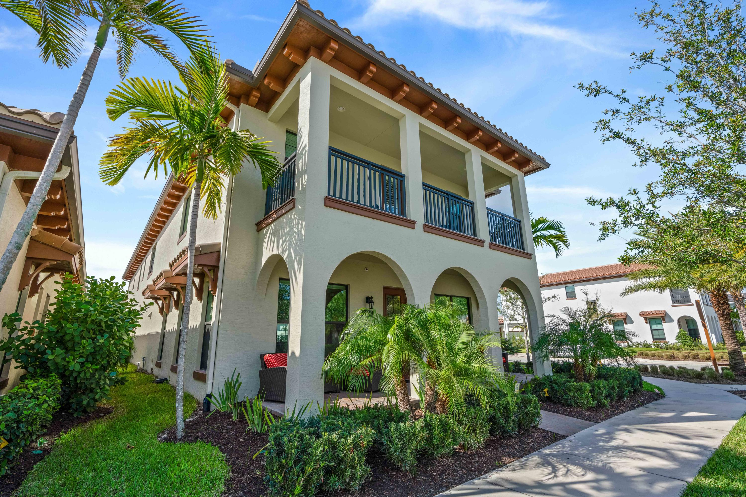 New Home for sale at 1101 Faulkner Terrace in Palm Beach Gardens