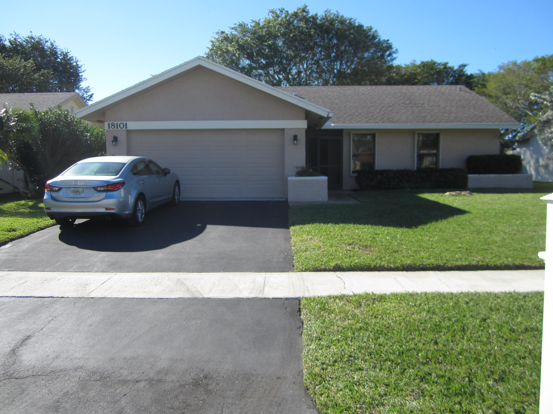 18101 Park Terrace  Boca Raton, FL 33498