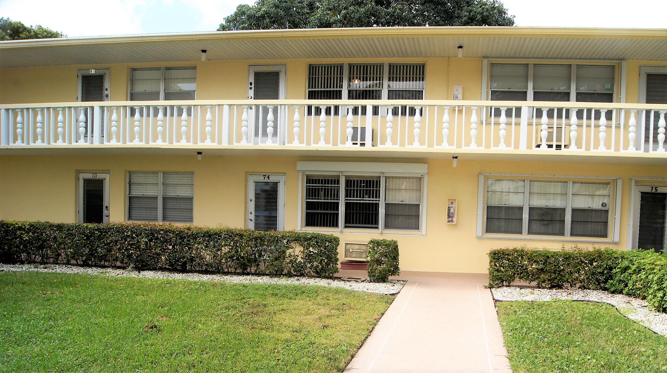 Photo of 86 Windsor D, West Palm Beach, FL 33417