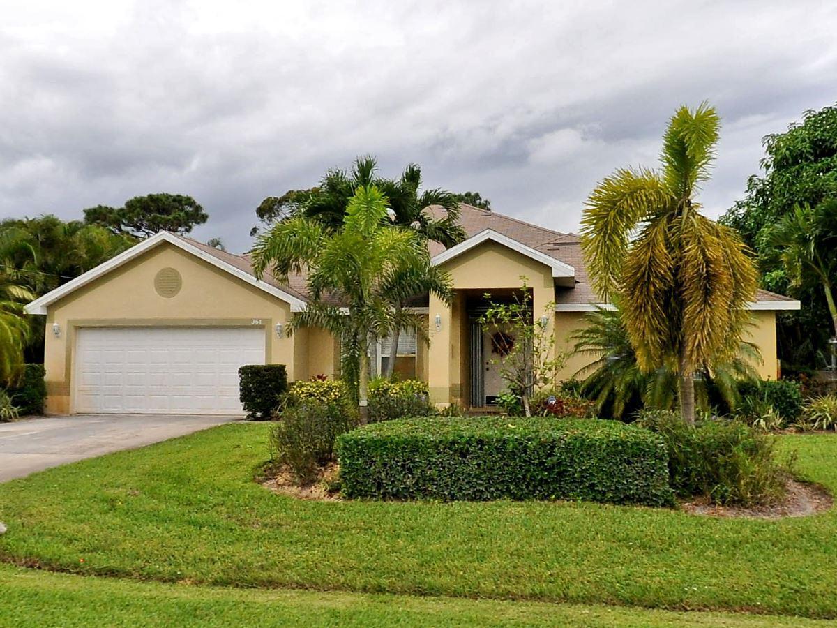 361 SE Thornhill Drive, Port Saint Lucie, Florida