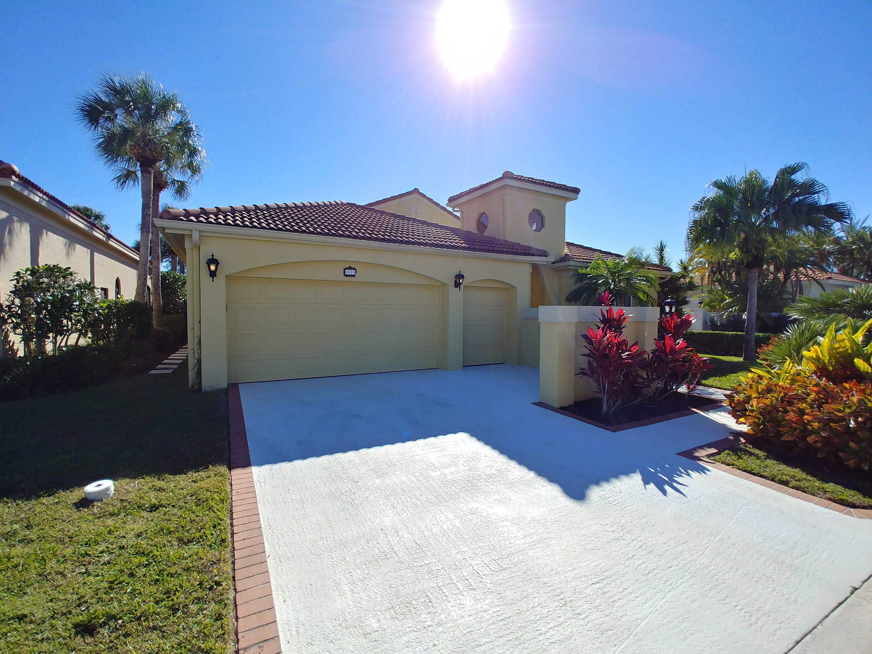 New Home for sale at 3519 Lantern Bay Drive in Jupiter
