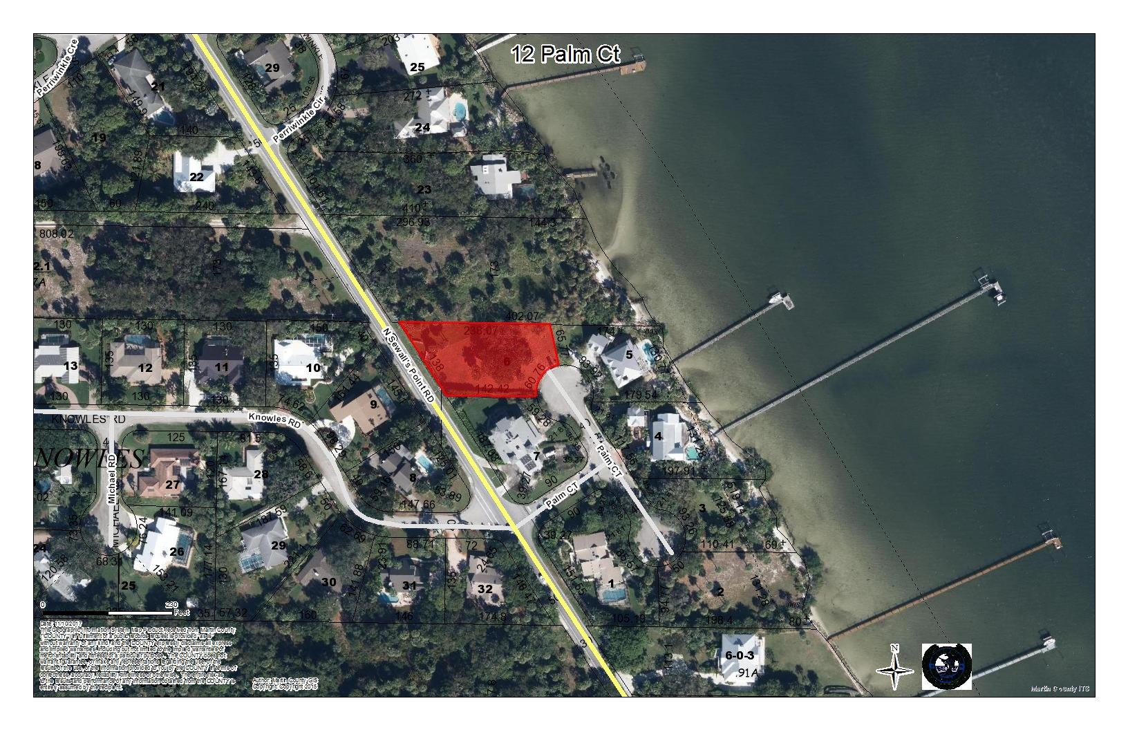 12 Palm Court , Sewalls Point FL 34996 is listed for sale as MLS Listing RX-10500654 6 photos