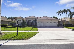 BOCA FALLS home 12396 Rockledge Circle Boca Raton FL 33428