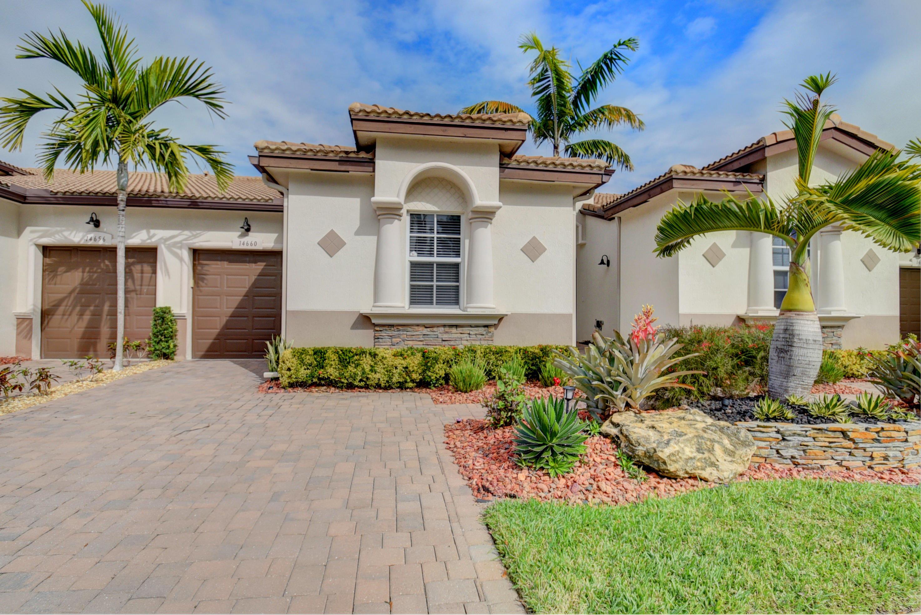 VILLAGGIO RESERVE home 14660 Barletta Way Delray Beach FL 33446
