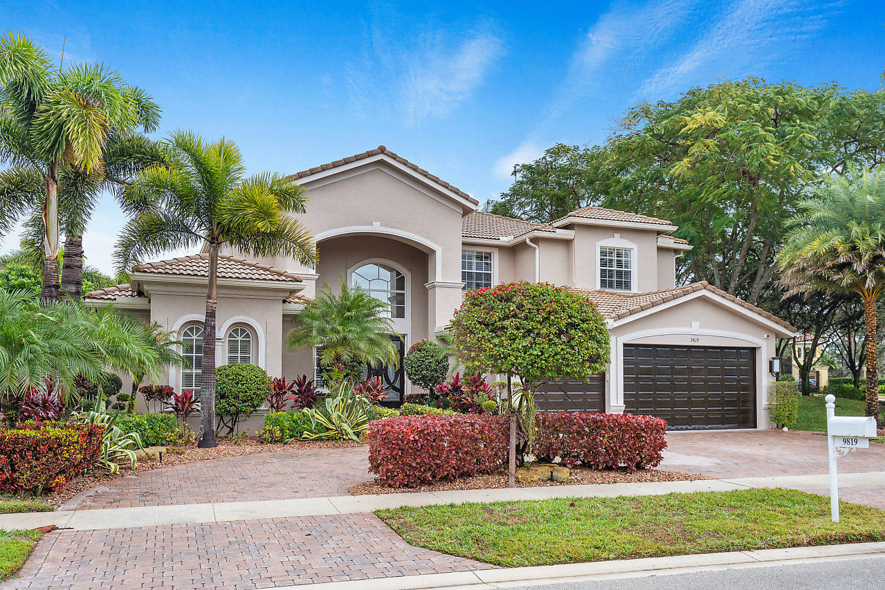 Home for sale in Isola Bella Estates Lake Worth Florida