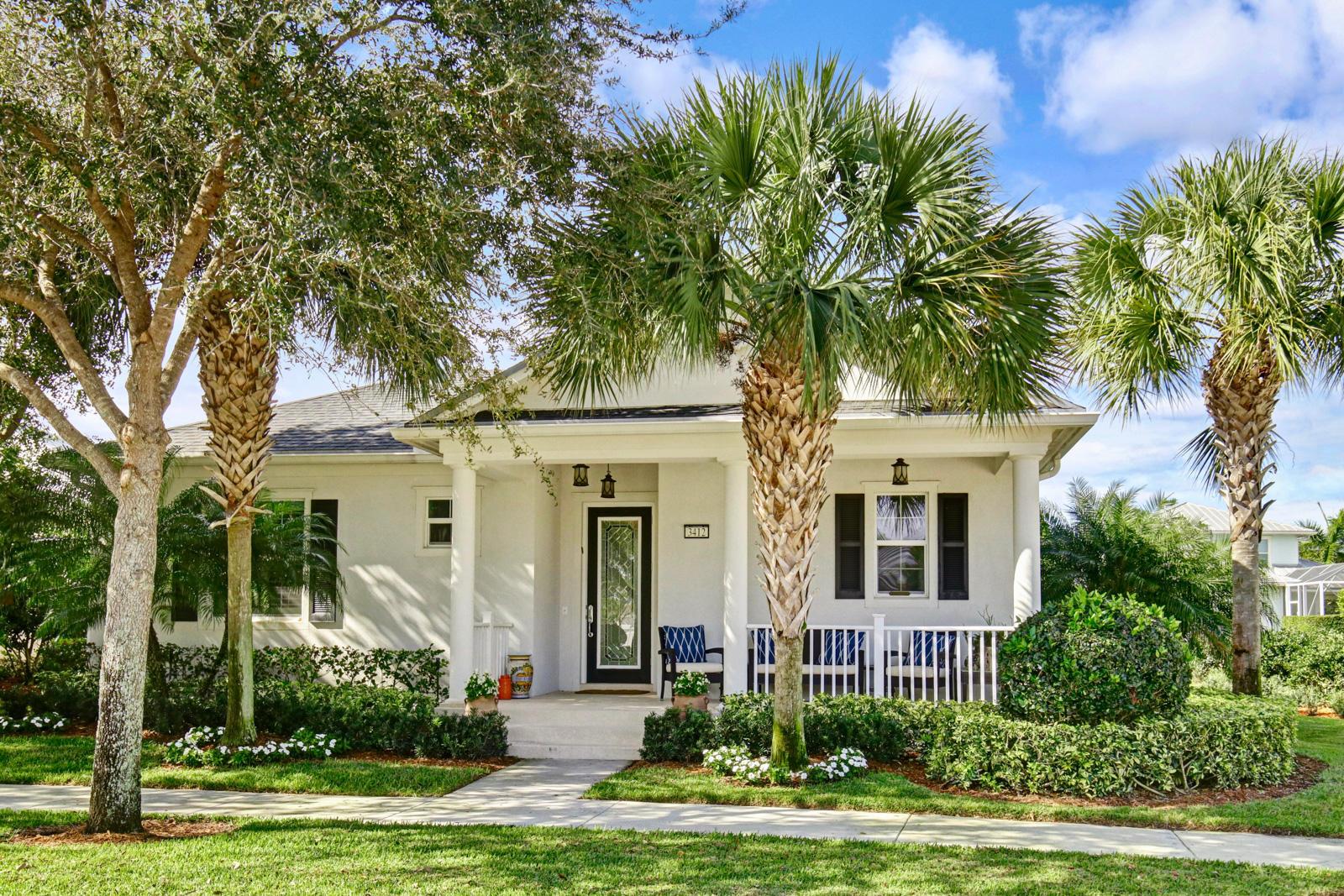 New Home for sale at 3412 Caroline Drive in Jupiter