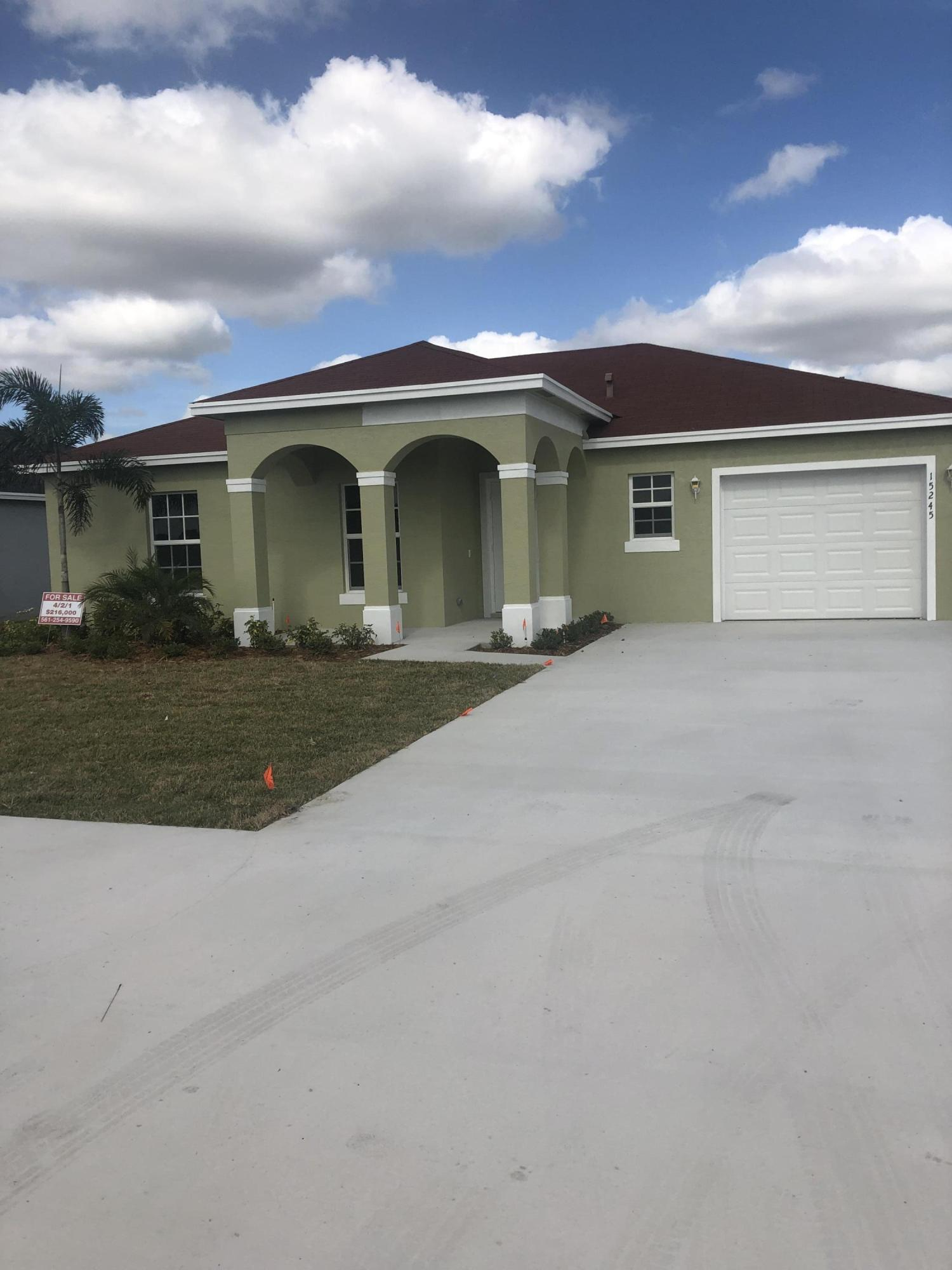 Photo of 15245 SW Oak Scrub Street, Indiantown, FL 34956