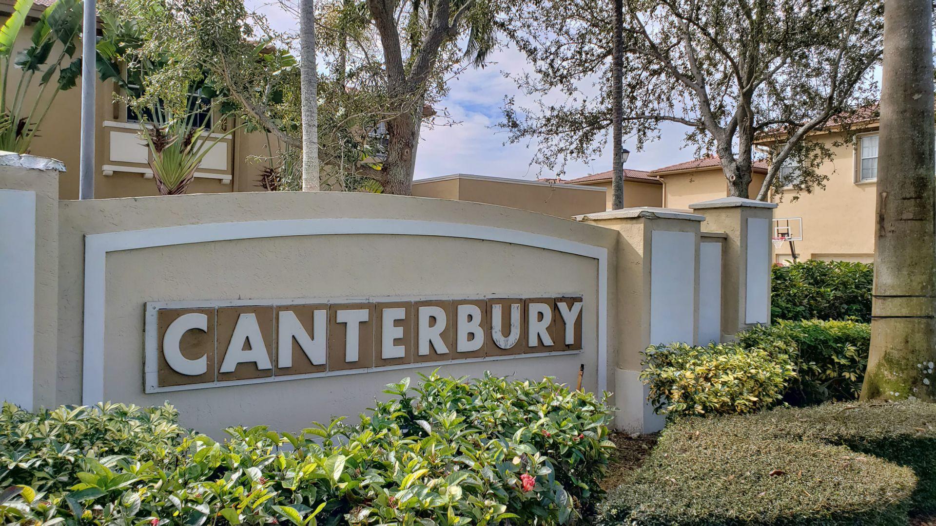 Canterbury At Quantum Village 502 Nw 24th Avenue