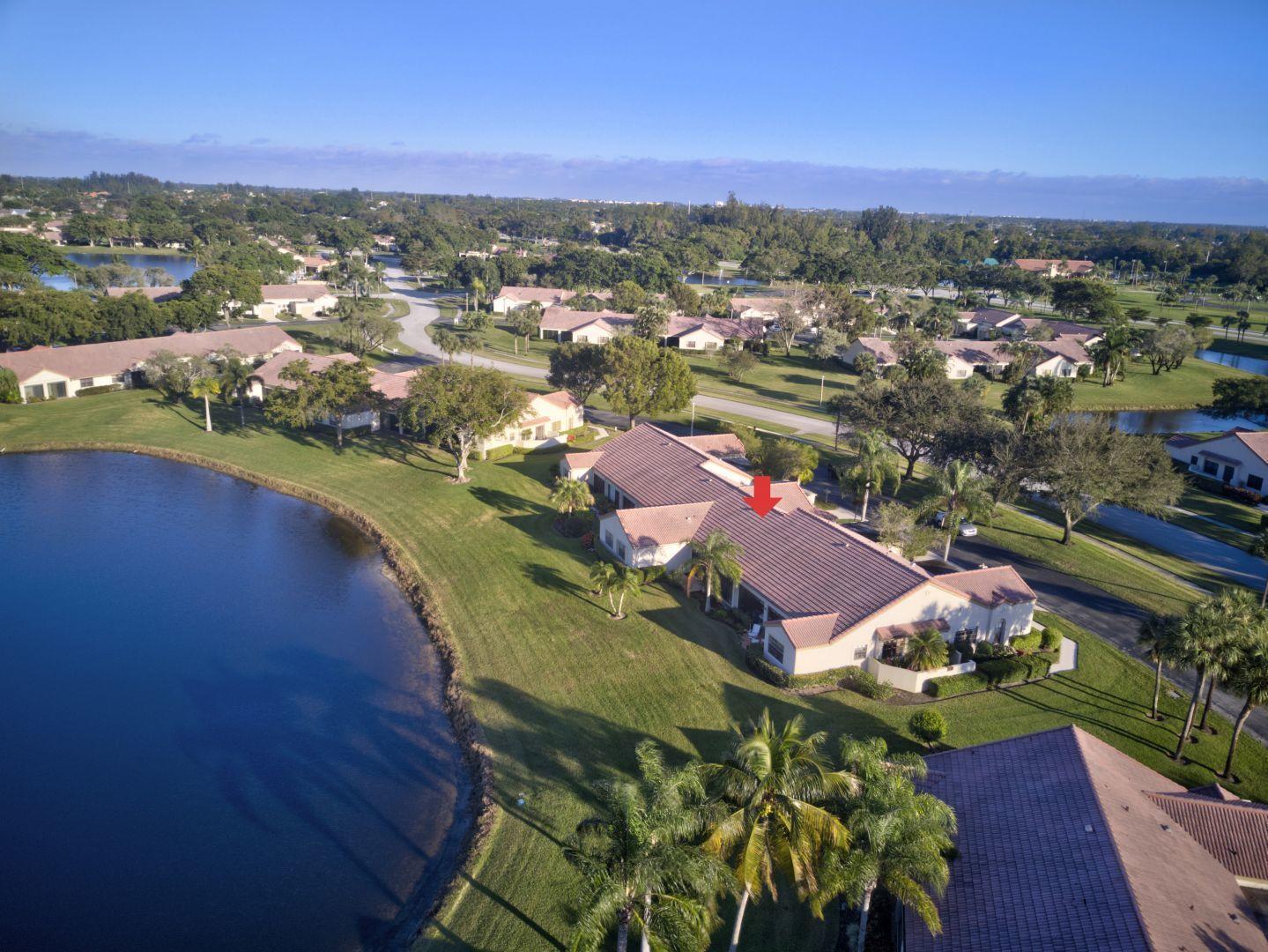 Aberdeen/Shores home 5843 Parkwalk Circle Boynton Beach FL 33472