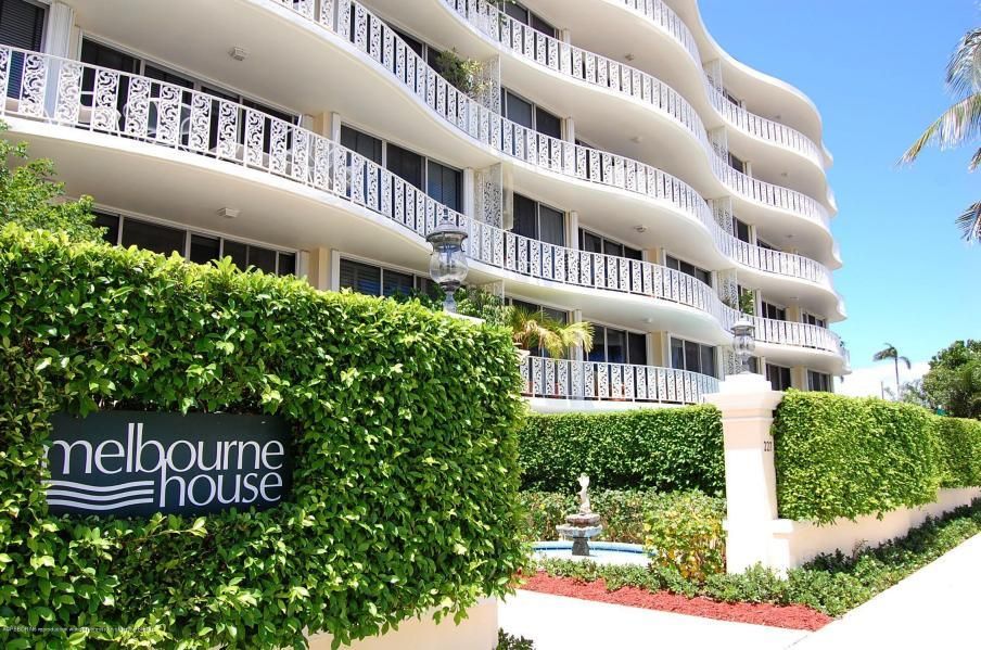 Home for sale in MELBORNE HOUSE CONDO Palm Beach Florida