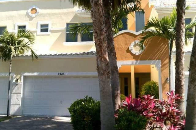 Home for sale in HILLSBORO SHORES SEC A Pompano Beach Florida