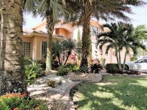 VALENCIA SHORES 4 home 7803 Lismore Harbor Cove Lake Worth FL 33467