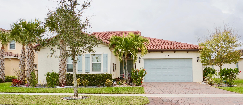 2320 Bellarosa Circle Royal Palm Beach, FL 33411