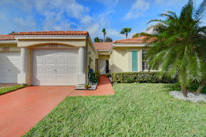 FLORAL LAKES PH 3 AND 4 home 6121 Petunia Road Delray Beach FL 33484