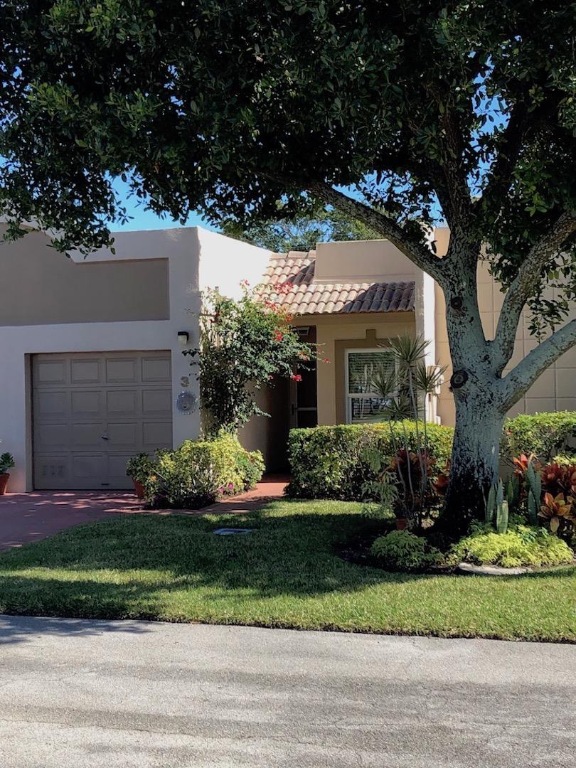 9005 Flynn Circle 3, Boca Raton, Florida 33496, 2 Bedrooms Bedrooms, ,2 BathroomsBathrooms,A,Villa,Flynn,RX-10501411