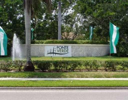 Home for sale in Ponte Verde West Palm Beach Florida