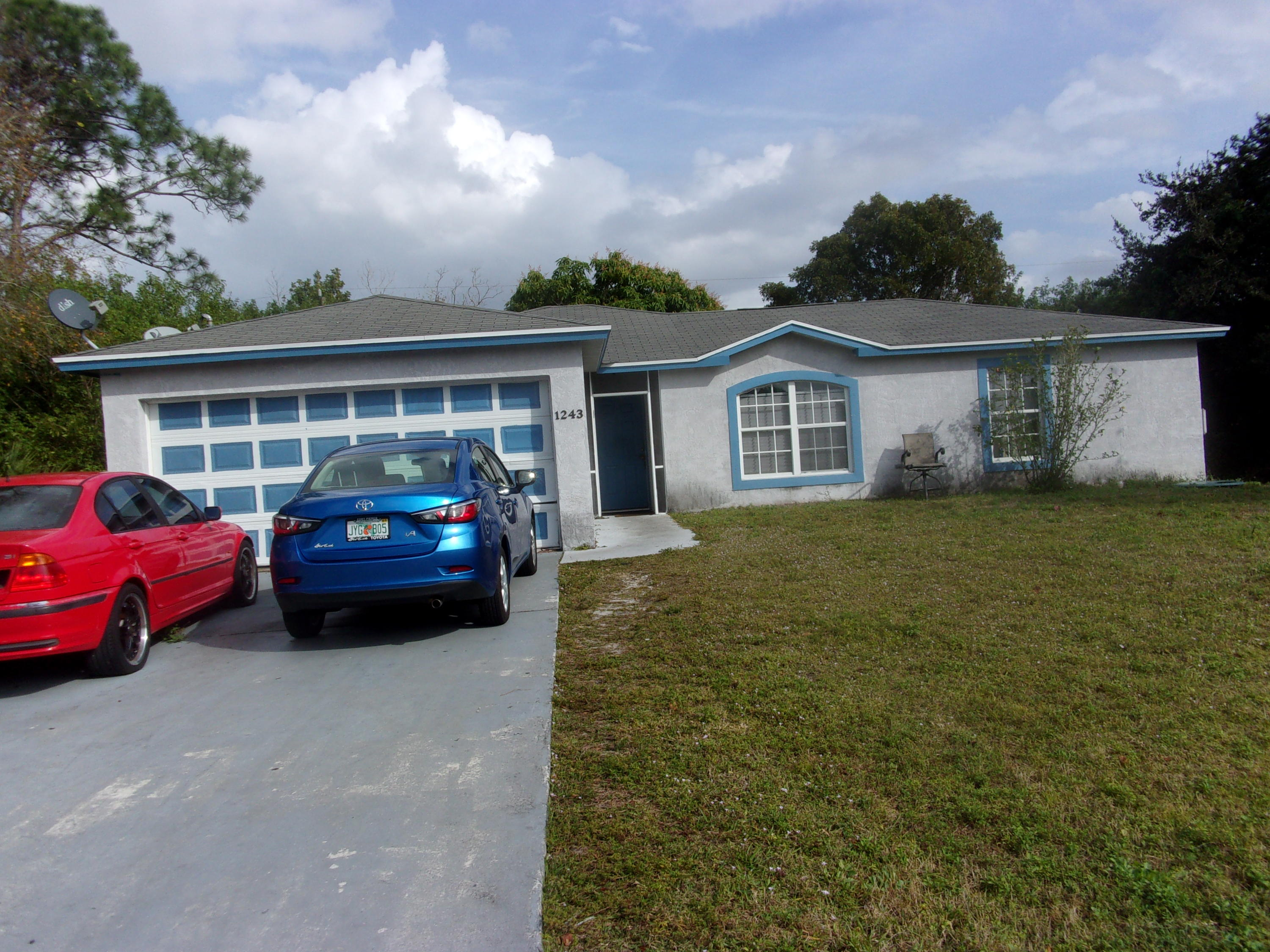 1243 SW Empire Street, Port Saint Lucie, Florida