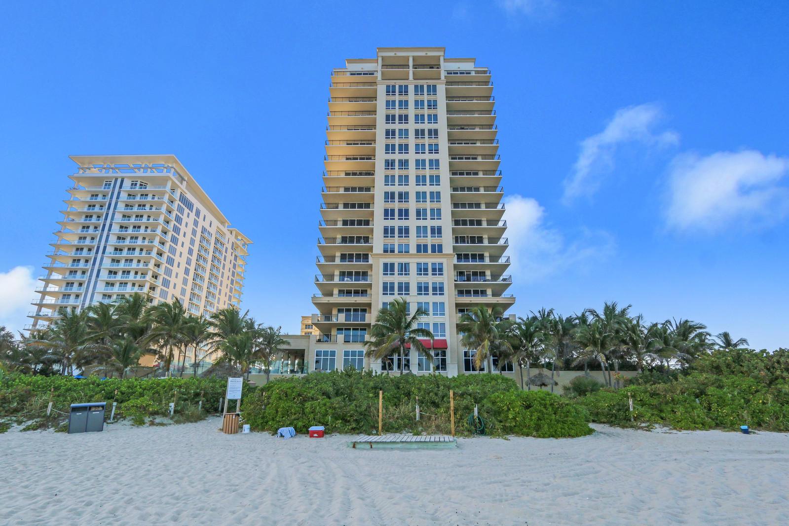 3800 N Ocean Drive 551  Singer Island FL 33404