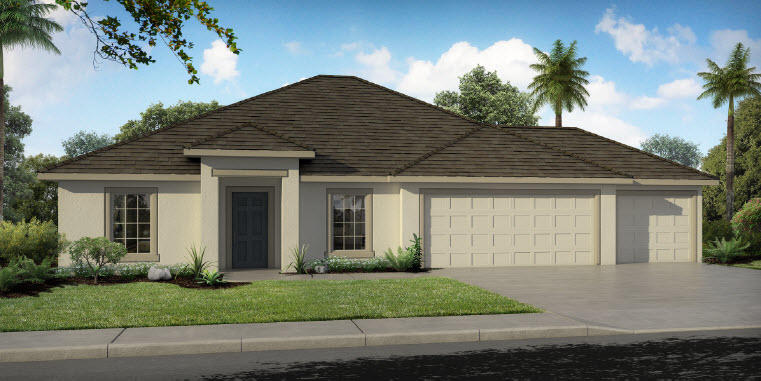 Photo of 1837 SW Cecelia Lane, Port Saint Lucie, FL 34953