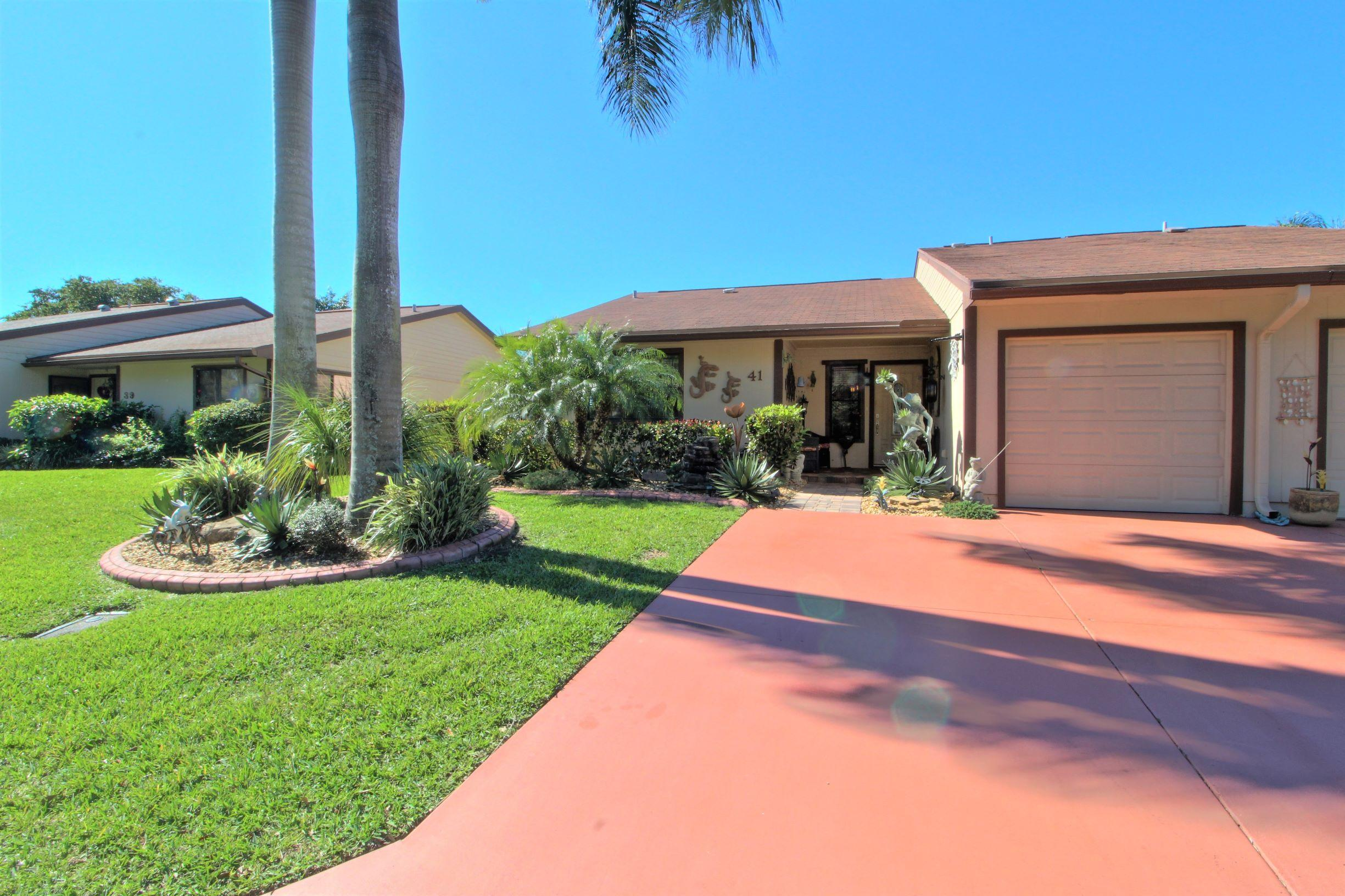 41 Mayfair Lane Boynton Beach, FL 33426