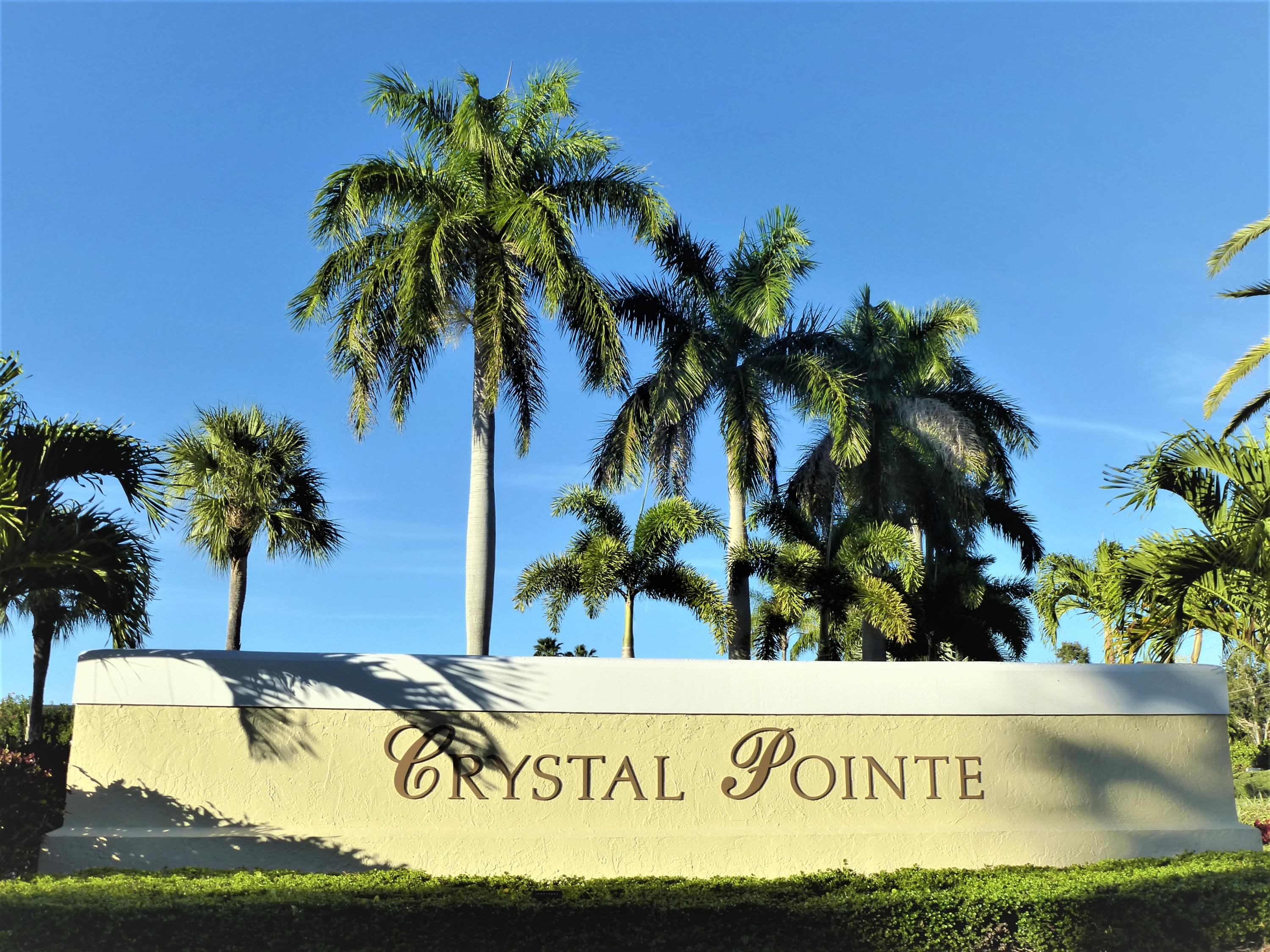 CRYSTAL POINTE REALTY