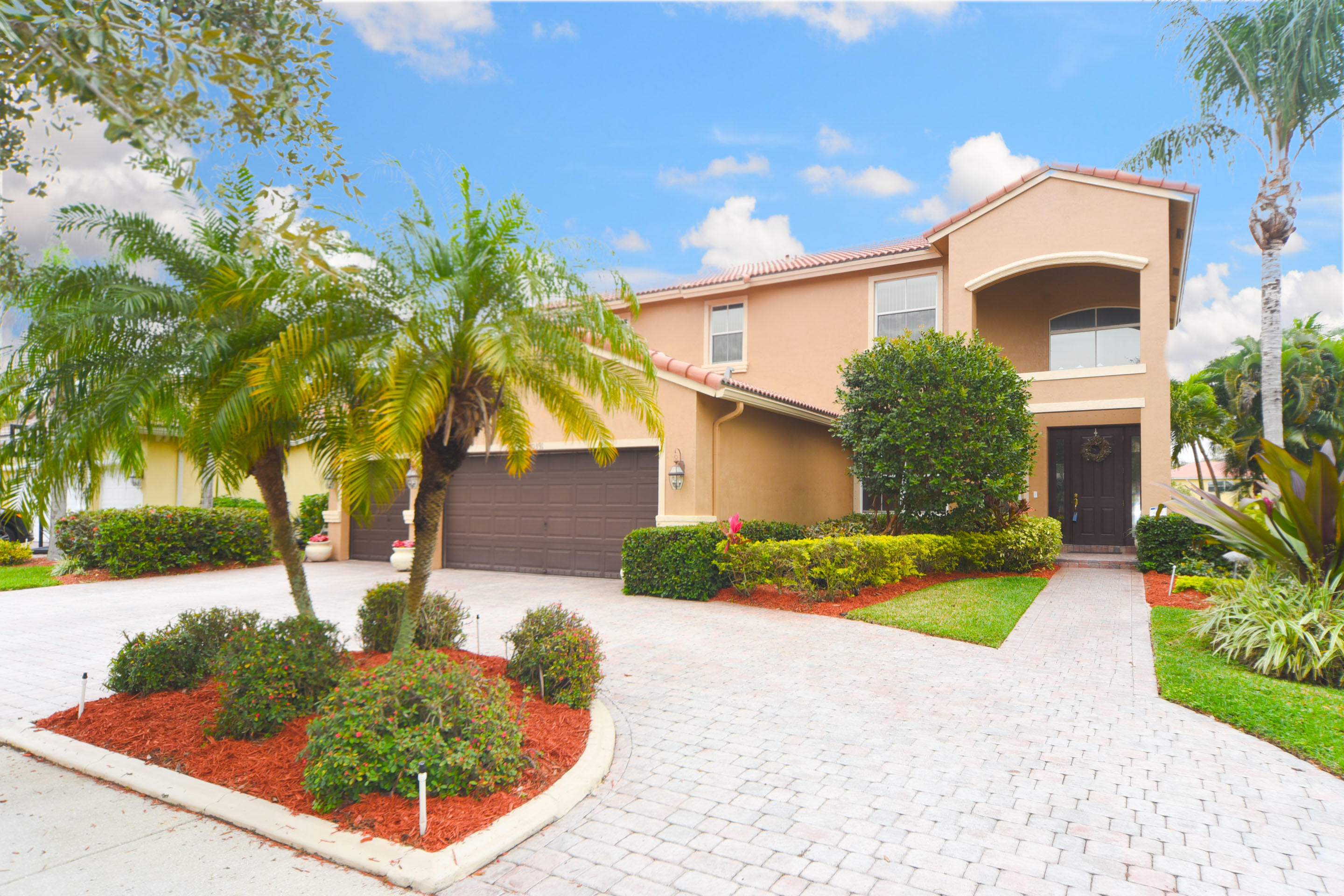 Home for sale in Fieldstone, Cypress Lakes Preserve Lake Worth Florida