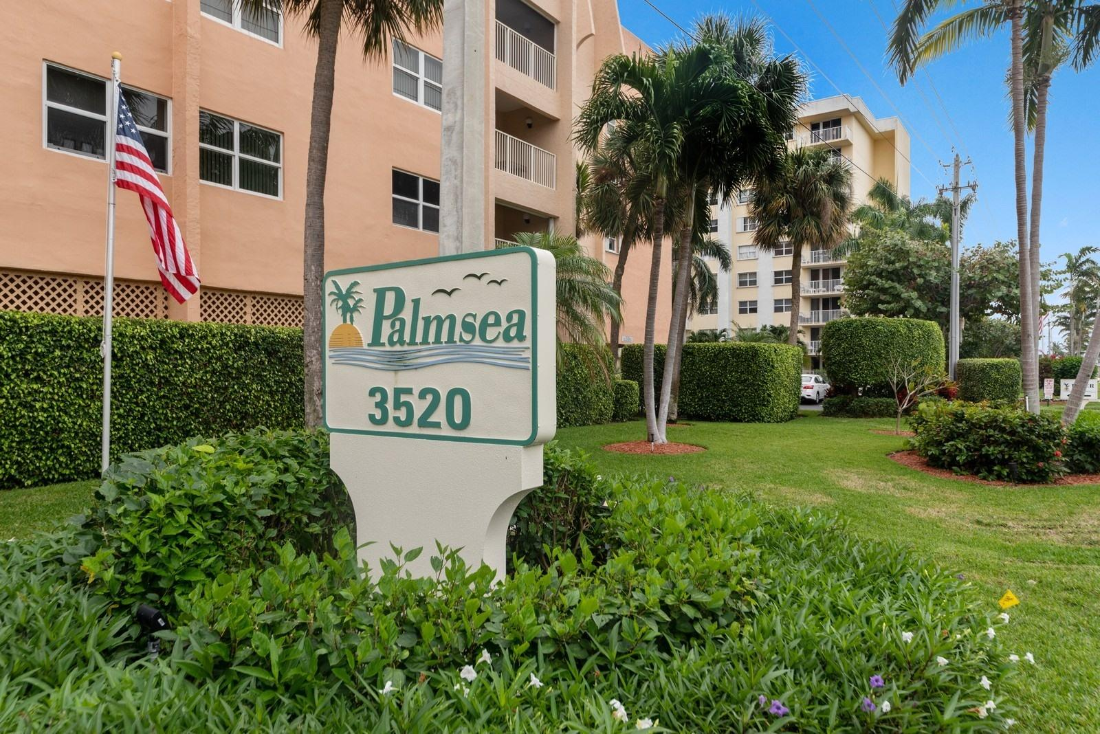 Photo of home for sale at 3520 Ocean Boulevard S, South Palm Beach FL