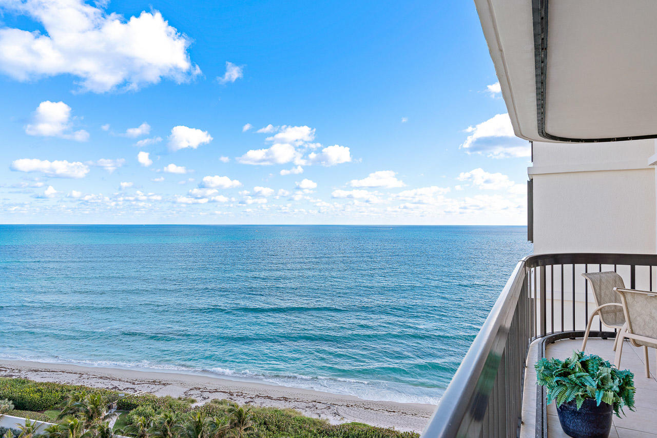 Photo of home for sale at 5380 Ocean Drive N, Singer Island FL