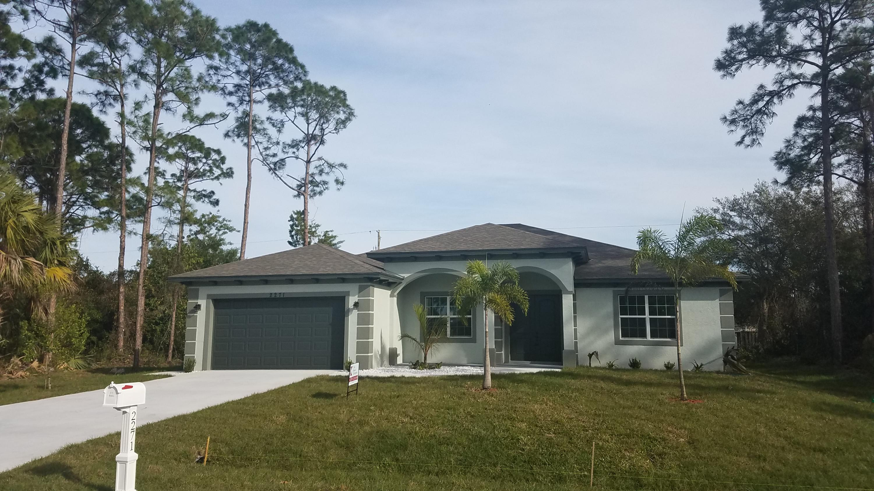 PORT ST LUCIE SECTION 12 HOMES